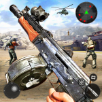 Encounter Strike Real Commando Secret Mission 2020  (MOD, Unlimited Money) 1.2.1