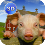 Euro Farm Simulator: Pigs (MOD, Unlimited Money) 1.03
