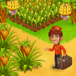 Farm Paradise Fun farm trade game at lost island   (MOD, Unlimited Money) 2.17