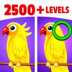 Find The Differences – Spot it (MOD, Unlimited Money) 1.2.5