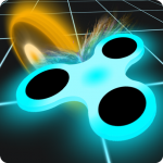 Fisp.io Spins Master of Fidget Spinner (MOD, Unlimited Money) 2.10.1