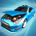 Fix My Car: Garage Wars! LITE (MOD, Unlimited Money) 87.0