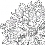 Flowers Mandala coloring book (MOD, Unlimited Money) 7.0.8