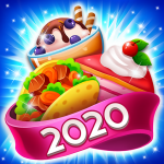 Food Pop : Food puzzle game king in 2020 (MOD, Unlimited Money) 1.6.0