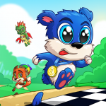 Fun Run 3 – Multiplayer Games (MOD, Unlimited Money) 3.9.8