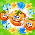 Funny Farm match 3 Puzzle game! (MOD, Unlimited Money) 1.56.0