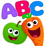Funny Food ABC games for toddlers and babies (MOD, Unlimited Money) 1.8.1.10