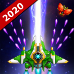 Galaxy Invader: Space Shooting 2020 (MOD, Unlimited Money) 1.57