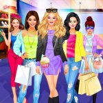 Girl Squad Fashion – BFF Fashionista Dress Up (MOD, Unlimited Money) 1.4