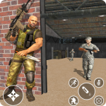 Commando Shooting Games 2021: Real FPS Free Games  21.6.1.3