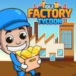 Idle Factory Tycoon: Cash Manager Empire Simulator (MOD, Unlimited Money) 2.2.0