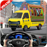 Indian Bus Taxi Simulator (MOD, Unlimited Money) 1.7