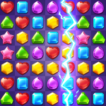 Jewel Town – 10,000+ Match 3 Levels (MOD, Unlimited Money) 1.7.9