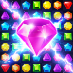 Jewels Planet – Free Match 3 & Puzzle Game (MOD, Unlimited Money) 1.2.7