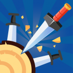 Knife throw game 2020 (MOD, Unlimited Money) 1.23