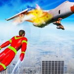Light Speed Robot Hero Rescue Mission (MOD, Unlimited Money) 1.8