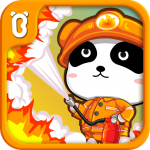 Little Panda Fireman (MOD, Unlimited Money) 8.43.00.10
