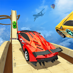 Mega Ramp Race – Extreme Car Racing New Games 2020 (MOD, Unlimited Money) 10.5