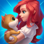 Meow Match: Cats Matching 3 Puzzle & Ball Blast (MOD, Unlimited Money) 1.2.1