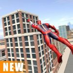Miami Rope Hero Spider Open World Street Gangster (MOD, Unlimited Money) 1.0.22