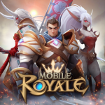 Mobile Royale MMORPG – Build a Strategy for Battle (MOD, Unlimited Money) 1.16.0