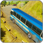 Mountain Bus Simulator 2019 : Offroad Driver (MOD, Unlimited Money) 1.1