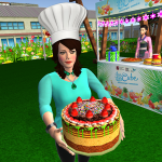 My Home Bakery Food Delivery Games (MOD, Unlimited Money) 1.14