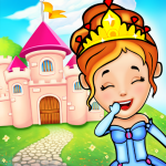 👸 My Princess Town – Doll House Games for Kids 👑 (MOD, Unlimited Money) 2.4