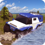 Offroad Centipede Truck Simulator 2018 Truck Games (MOD, Unlimited Money) 1.0.8