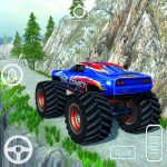 Offroad Monster Hill Truck (MOD, Unlimited Money) 1.17