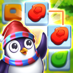 PEW PENGY – MATCHING PUZZLE & PAIR CONNECTION (MOD, Unlimited Money) 2.8