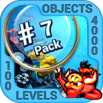 Pack 7 – 10 in 1 Hidden Object Games by PlayHOG (MOD, Unlimited Money) 88.8.8.8