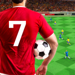 Soccer ⚽ League Stars: Football Games Hero Strikes   (MOD, Unlimited Money) 1.8.3