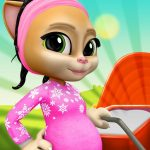 Pregnant Talking Cat Emma (MOD, Unlimited Money) 2.8.1