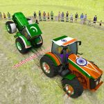 Pull Tractor Games: Tractor Driving Simulator 2019 (MOD, Unlimited Money) 2.0.009
