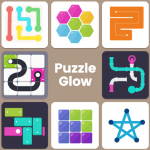Puzzle Glow : Brain Puzzle Game Collection (MOD, Unlimited Money) 2.1.39