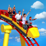 Roller Coaster Games 2020 Theme Park (MOD, Unlimited Money) 8.9