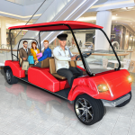 Shopping Mall Smart Taxi: Family Car Taxi Game (MOD, Unlimited Money) 1.8