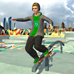 Skateboard FE3D 2 Freestyle Extreme 3D   (MOD, Unlimited Money) 1.30