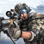 Sniper Fury: Online 3D FPS & Sniper Shooter Game (MOD, Unlimited Money) 5.6.0g