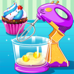 🧁🧁Sweet Cake Shop 3 – Cupcake Fever (MOD, Unlimited Money) 5.3.5026
