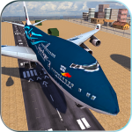 Take off Airplane Pilot Race Flight Simulator (MOD, Unlimited Money) 1.0