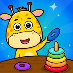 Toddler Games for 2 and 3 Year Olds (MOD, Unlimited Money) 3.2.3
