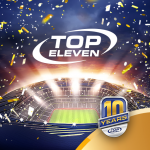 Top Eleven 2021: Be a Soccer Manager   (MOD, Unlimited Money) 11.1.1