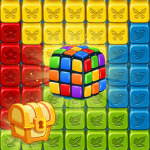 Toy Collapse: Bomb Box Cubes, Toon Story (MOD, Unlimited Money) 2.0.7