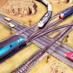 Train Driving Free  -Train Games (MOD, Unlimited Money) 2.9
