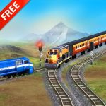 Train Racing Games 3D 2 Player (MOD, Unlimited Money) 7.9