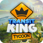 Transit King Tycoon – City Tycoon Game (MOD, Unlimited Money) 4.4