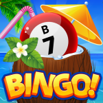 Tropical Beach Bingo World  (MOD, Unlimited Money) 8.2.0