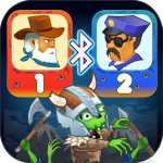 Two guys & Zombies (bluetooth game) (MOD, Unlimited Money) 1.2.9